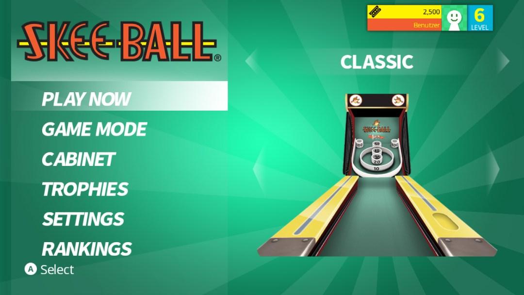 Skee Ball 1