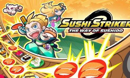 Serving Today! The Sushi Striker: The Way Of Sushido Demo!