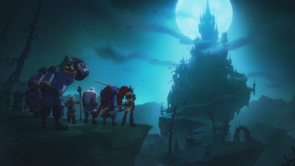 battle chasers Nintendo switch review
