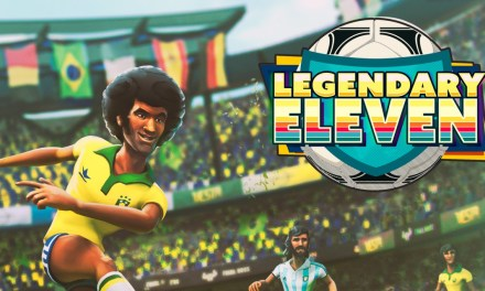 Legendary Eleven Switch Review
