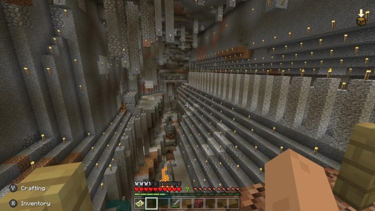 Minecraft Canyon