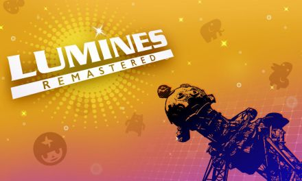 Lumines Remastered Nintendo Switch Review – First Love