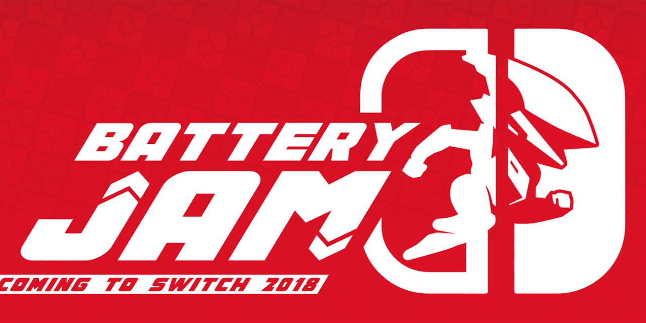 Battery Jam will be blasting it's way to the Nintendo Switch!