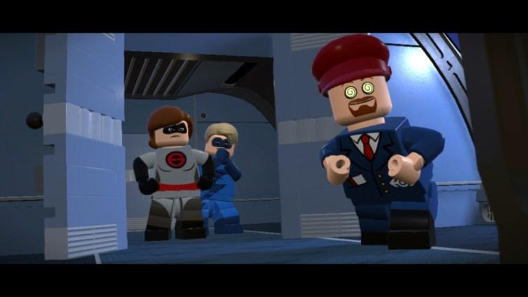 LEGO The Incredibles Chicken Man
