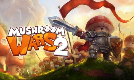 Mushroom Wars 2 Nintendo Switch Review