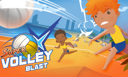 Super Volley Blast Nintendo Switch Review