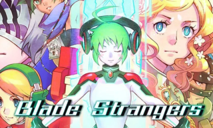 Blade Strangers soon out for Nintendo Switch!