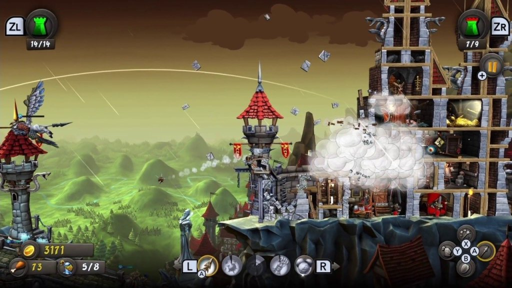 Castle Storm Screenshot