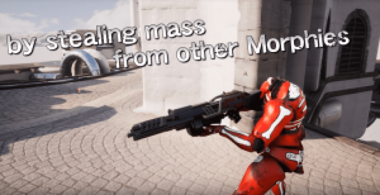 Morphies Law Stealing Mass