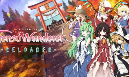 Touhou Genso Wanderer Reloaded Nintendo Switch Review