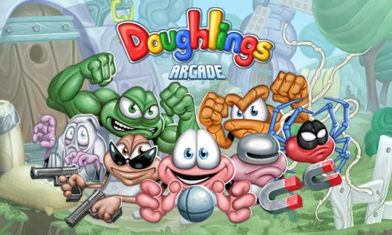 Doughlings:Arcade Nintendo Switch Review