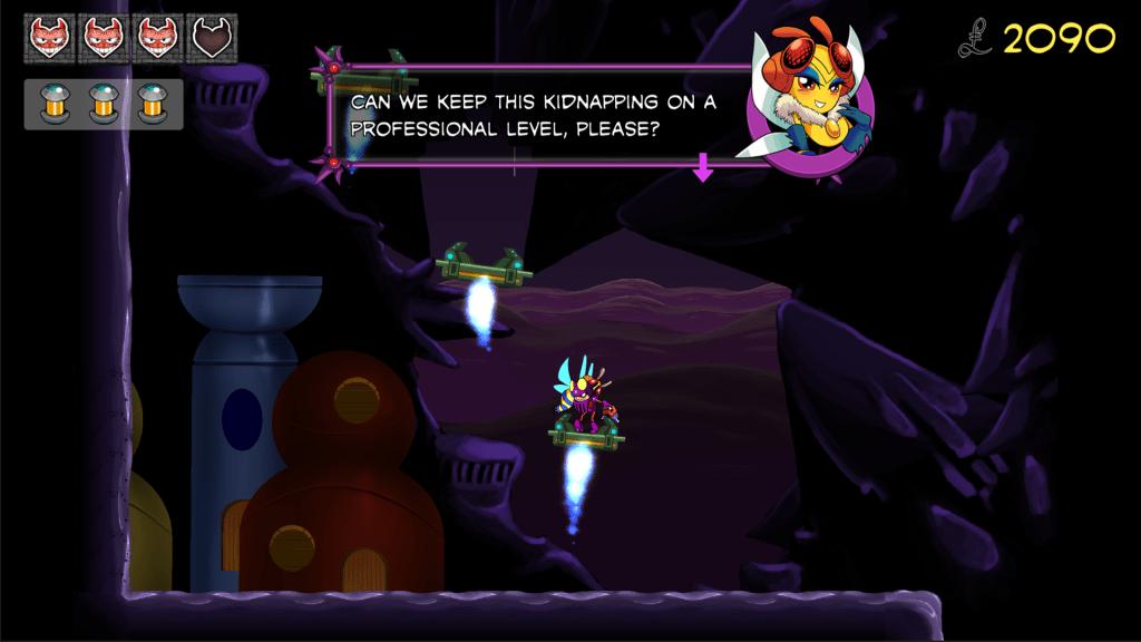Nefarious Screenshot 3