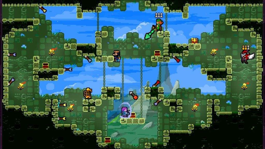 towerfall review