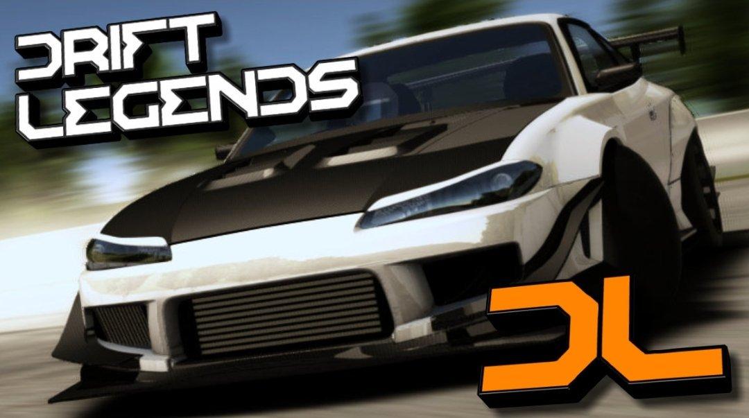 Drift Legends Logo
