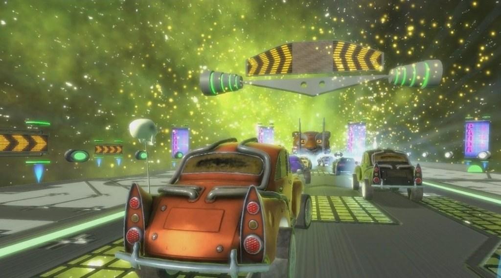 Space Ribbon Screenshot 2