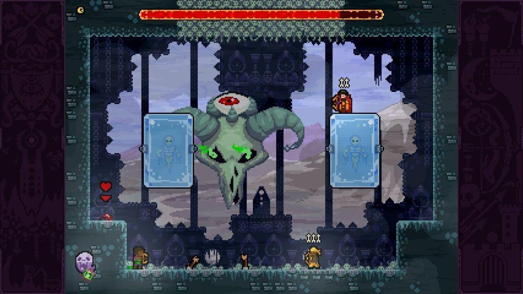 towerfall gameplay