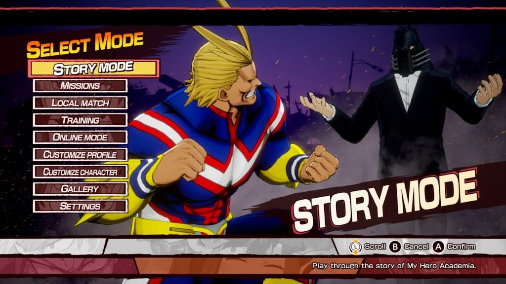 My Hero Screenshot 5