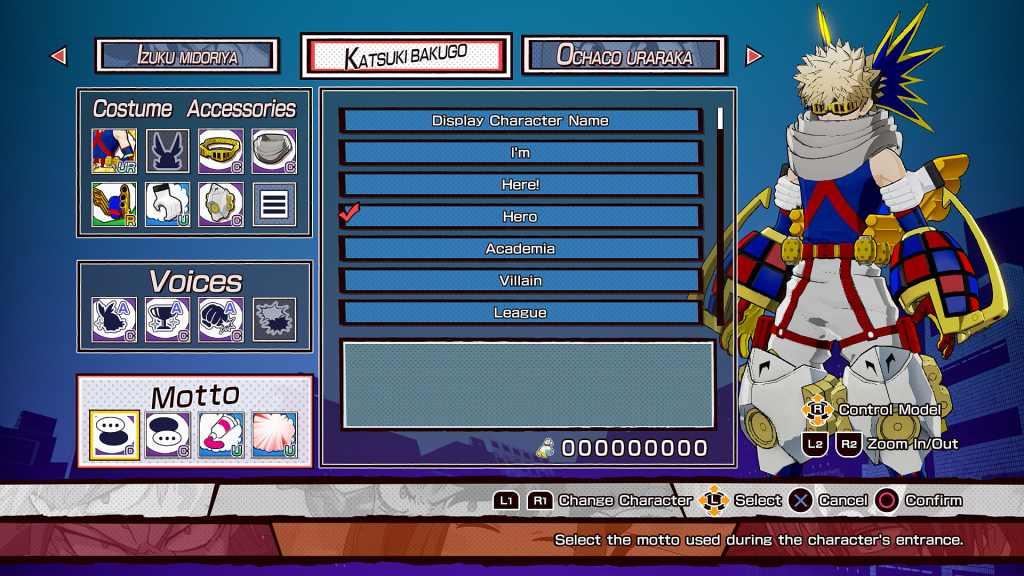 My Hero Screenshot 7