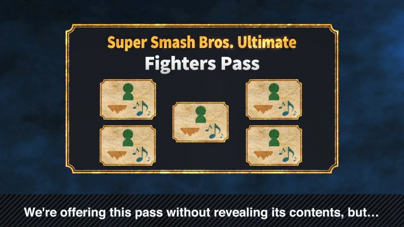Smash Ultimate DLC