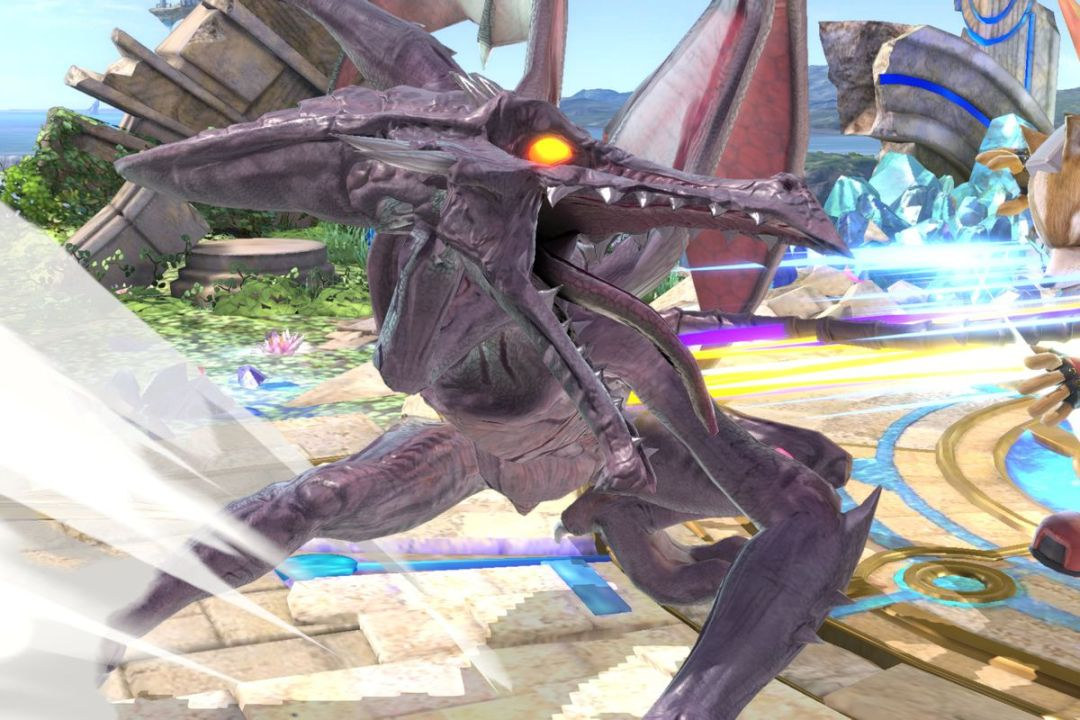 Nintendo Smash Bros. Ultimate Ridley