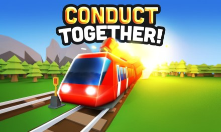 Conduct TOGETHER! Switch Review – Trains, Trials, and Triumph