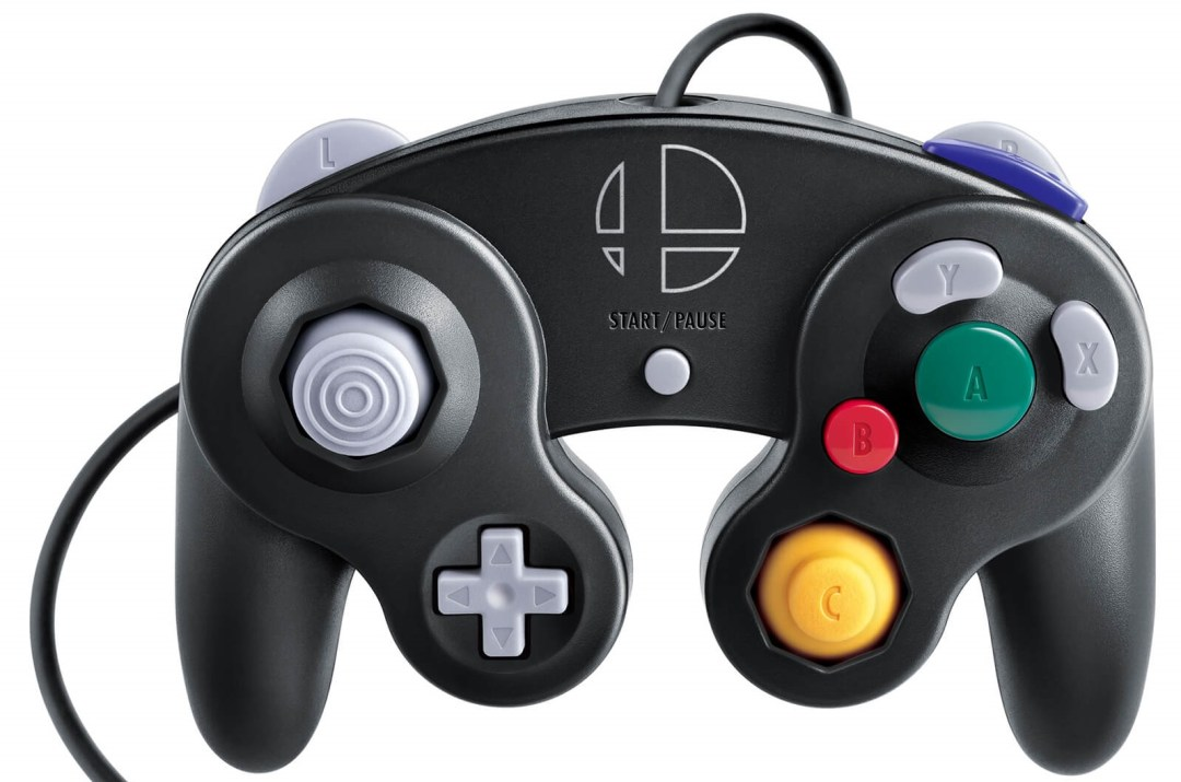 Gamecube Controller Smash Bros