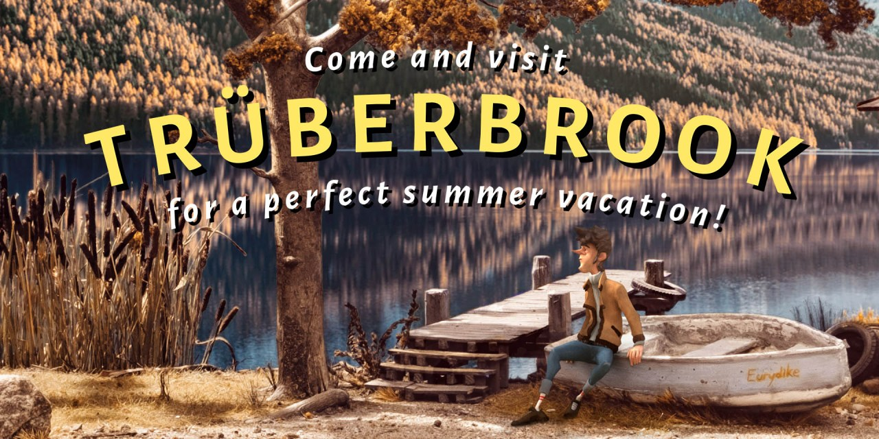 Trüberbrook Snags 4 Nominations at the Prestigious German Video Game Awards