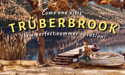 First Look at Trüberbrook's Retail Boxes – the Upcoming German Adventure Game – Plus: Two New Screenshots