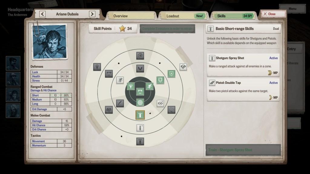 Achtung! Cthulhu Tactics Review Screenshot 4