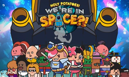Holy Potatoes! We're In Space?! Review
