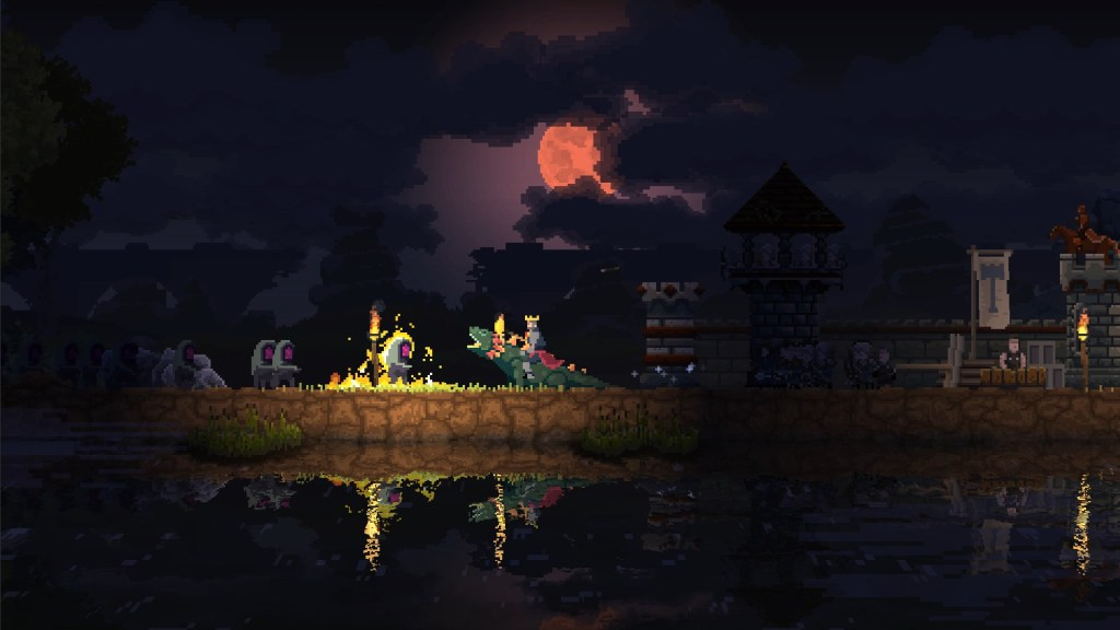Kingdom: Two Crowns Switch Review Screenshot 5