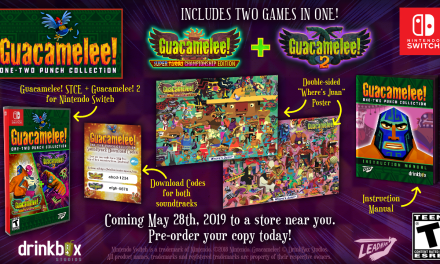 Physical Edition: Guacamelee! One-Two Punch Collection is available for pre-order today!