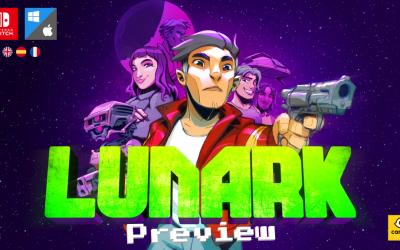 Kickstarter Lunark Live Now