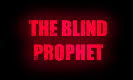 The Blind Prophet announced on Switch, PS4, Xbox One and iOS!