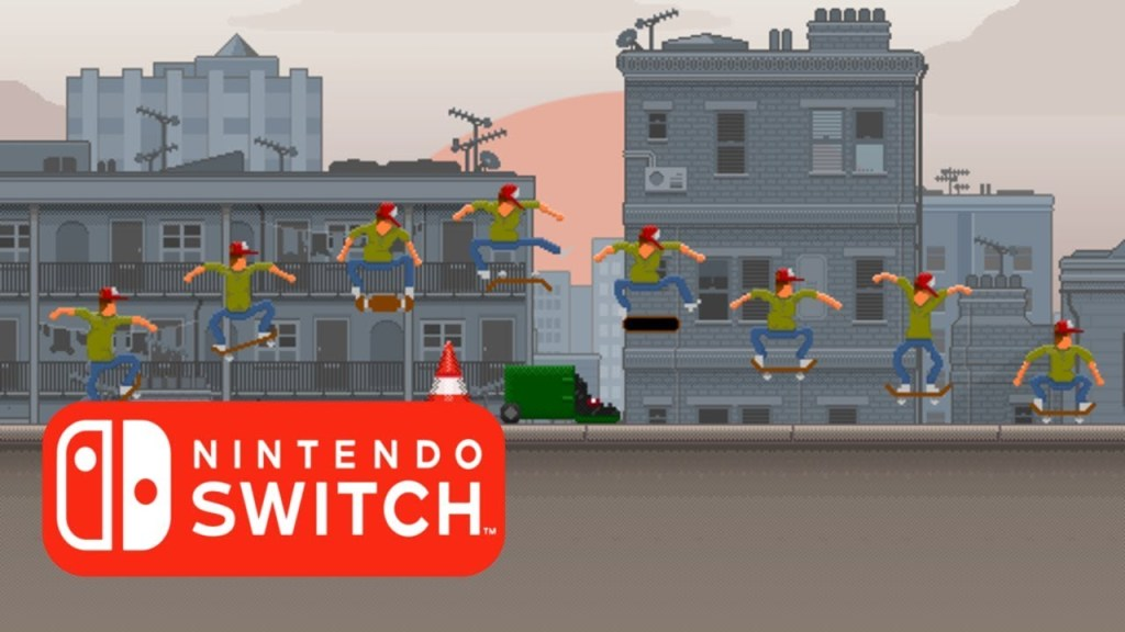 OlliOlli Switch Stance Review Screenshot 3