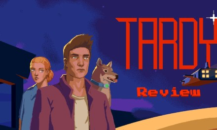 Tardy Nintendo Switch Review-Point and Click Pixel Art Adventure