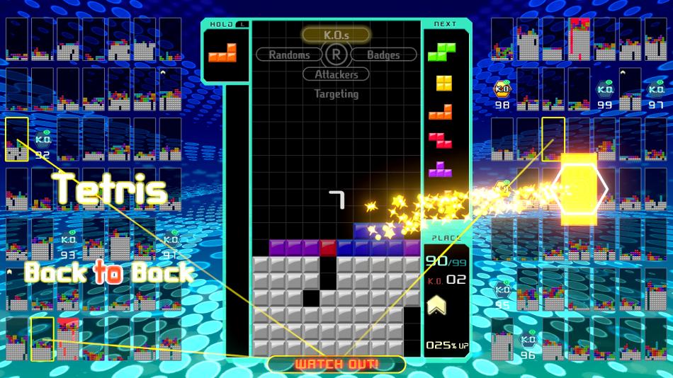 Tetris 99 - 7 Tips Screenshot 4