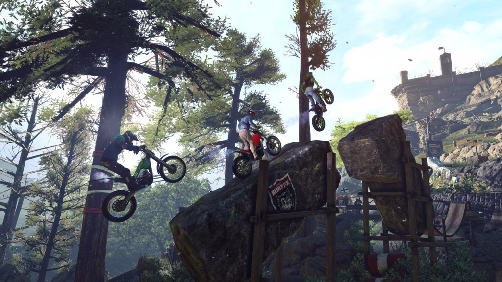 Trials Rising Switch Review Screenshot 4