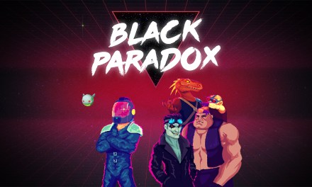 Intense interstellar shoot 'em up Black Paradox coming soon to consoles, also leaving Early Access