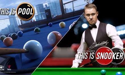 VooFoo Studios announce This Is Snooker featuring snooker legend, Stephen Hendry