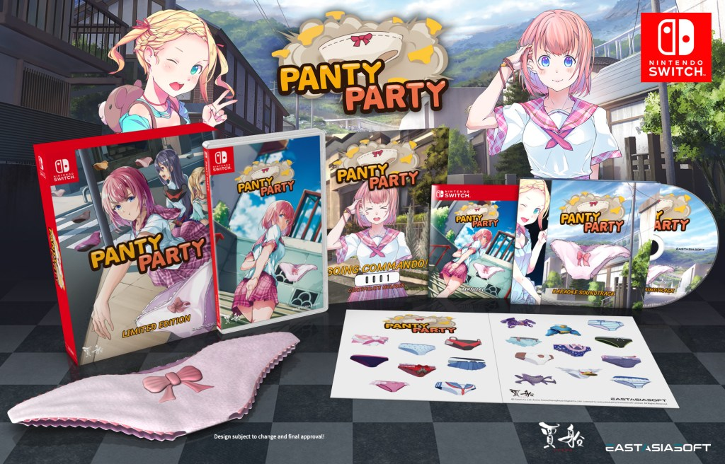 Panty Party Collector