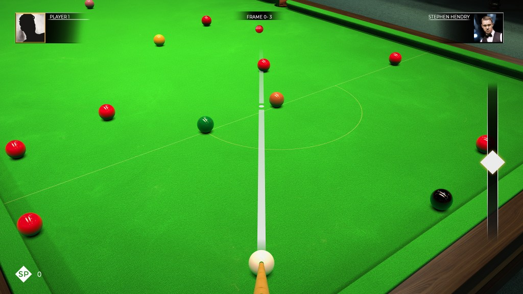This is Snooker Screenshot 4