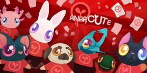 Anarcute Logo