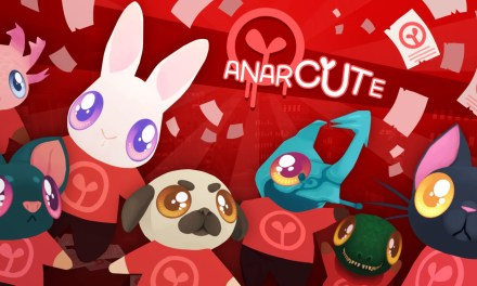 Lead a group of cute rioters with Anarcute, available next week on Nintendo Switch