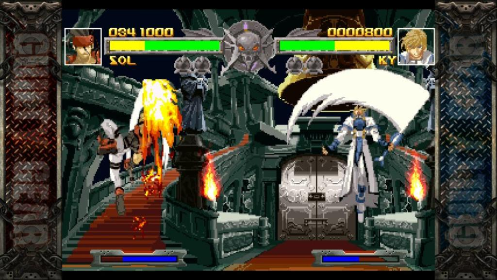 Guilty Gear Screenshot