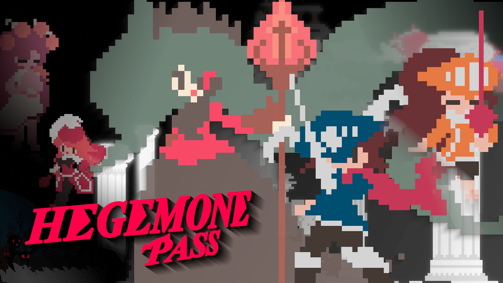 "A Stealth JRPG Demo: ""Hegemone Pass"" now on Kickstarter!"