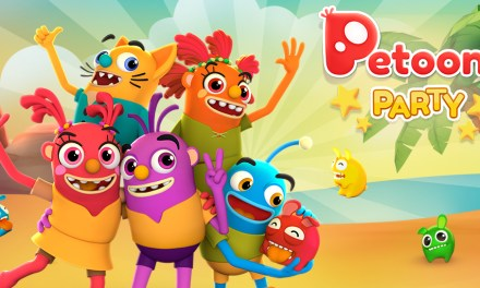 Petoons Party – available worldwide on PS4 next June 3rd