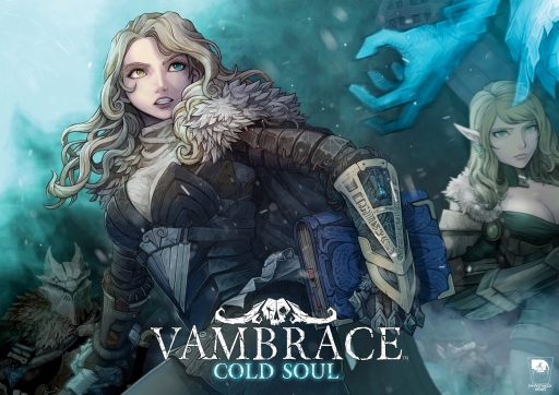 "New Collaboration brings ""Vambrace: Cold Soul"" to Nintendo Switch, PlayStation®4 and Xbox One in August"