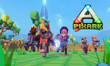PixARK available now