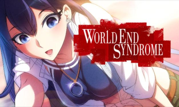 WORLDEND SYNDROME now available for Nintendo Switch and PlayStation 4 in Europe
